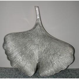 Schaal `Elfenbankje` aluminium 32 x 31 cm