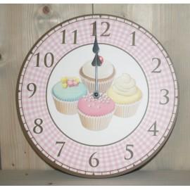 Klok cupcake 30 cm