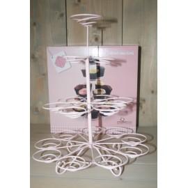 Cupcake standaard 34 x 28 cm