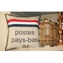 Kussen Postes pays- bas 45 x 45 cm