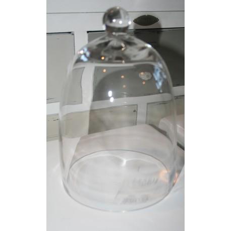 Glazen stolp 17 / D14 x H20 cm