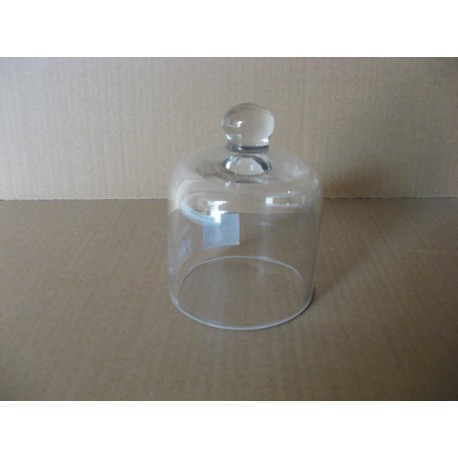 Glazen stolp 21 / D8.5 x H 11 cm