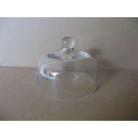 Glazen stolp 13 / D17 x H 12,5 cm