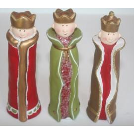 Drie Koningen mat (set van 3) 15 cm hoog