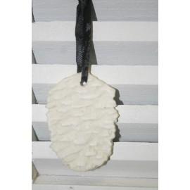 Acorn Wit Large 10 cm