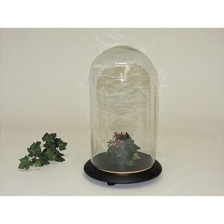 Bell Jar / Stolp rond 34 cm hoog x 19 cm