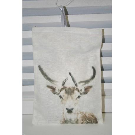 Bag Deer 20 x 14 cm