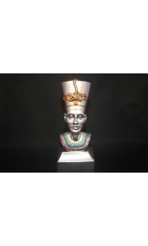 Farao zilverkleurig, links op de foto