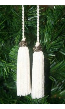 Tassel double wit
