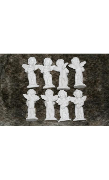 Engel beeldjes 7 cm hoog