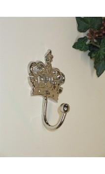 """Haak """"Crown"""" 8 cm"""