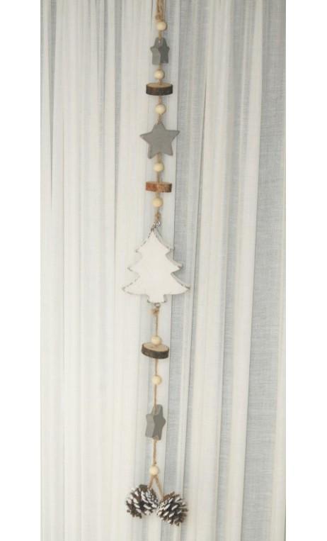 Hanger denappel kerstboom 50 cm