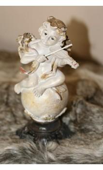 Muzikale engel met viool