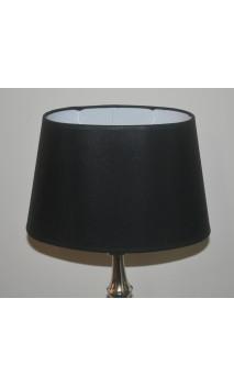 Lampenkap zwart 17 x 25 x 17 cm