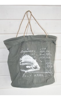 Bag bundle fish grey