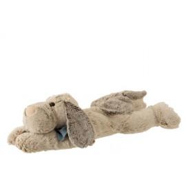 Hond sjaal liggend pluche