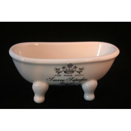 Tub bath Victorian 15 cm